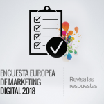 60% de los marketeros no elegiría marketing al buscar un trabajo nuevo (Encuesta Europea de Marketing Digital 2018)