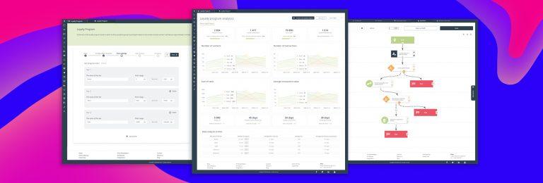 [NUEVA FUNCIONALIDAD] Programa de fidelidad para tu tienda en línea. Aumenta el valor LTV de los clientes con el uso de los datos del programa de fidelidad para la segmentación, la gamificación, las recompensas y la comunicación multicanal en el workflow