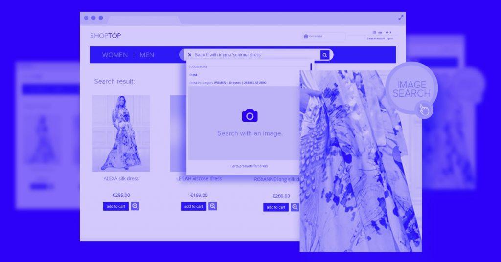 [Nueva funcionalidad] SALESmanago lanza Cinderella AI – Búsqueda de Productos y Recomendaciones por Imagen